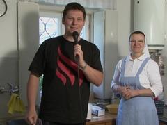 Matjaž Merljak in s. Nikolina